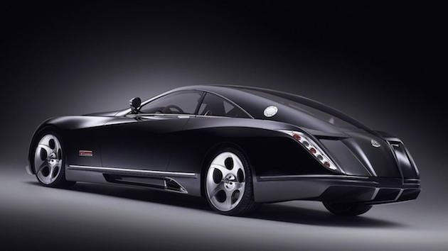 Image result for the Mercedes-Benz Maybach Exelero